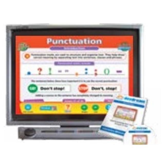 Daydream Education DD-EN-5-59 Punctuation Interactive Software, Single User