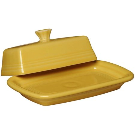 Fiesta®  Extra Large Covered Butter Dish -