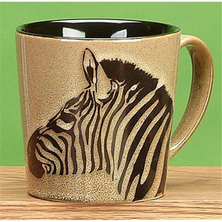 Unison Gifts TCC-402 Large Ceramic Safari Zebra Mug - 16 Oz. - image 1 de 1