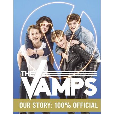 The Vamps : Official Book (Victorian Vamp)