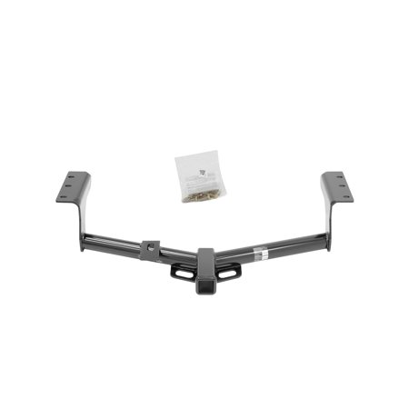 Draw-Tite 75235 Round Tube Max-Frame Class III Trailer Hitch Fits 06-17 RAV4 - image 1 de 2