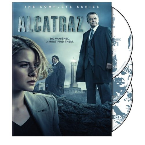 Alcatraz: The Complete Series (Widescreen)