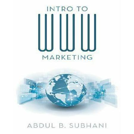 Intro To Www Marketing