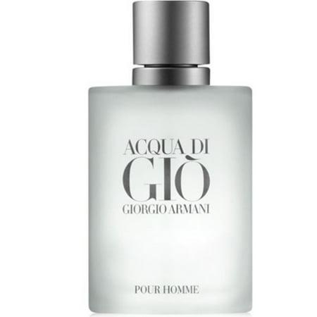 40d6d810a Giorgio Armani - Giorgio Armani Acqua di Gio Cologne for Men, 3.3 Oz -  Walmart.com