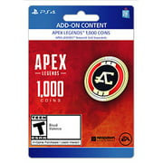 Apex Legends™ – 1,000 Apex Coins, Electronic Arts, Playstation, [Digital Download]
