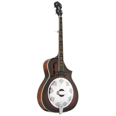 Gold Tone Dojo DLX Banjo with Resonator (Acoustic Electric, Six String,