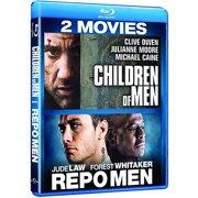 Children Of Men   Repo Men (Blu-ray) (Widescreen) by UNIVERSAL HOME ENTERTAINMENT
