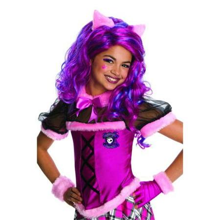 Drama Queen Wild Thang Costume Accessory Wig - Walmart.com
