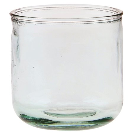 Couronne Co Classico Recycled Glass Container, G2226, 3.5 inches tall, 10 Ounce Capacity