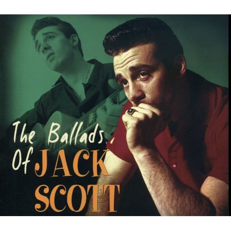 Family Records (The Ballads Of Jack Scott )