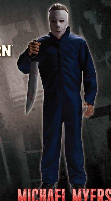 BOYS MICHAEL MYERS HALLOWEEN COSTUME  sc 1 st  Walmart : michael myers costume for men  - Germanpascual.Com