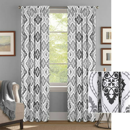 Better Homes And Gardens Damask Trellis Window Panel