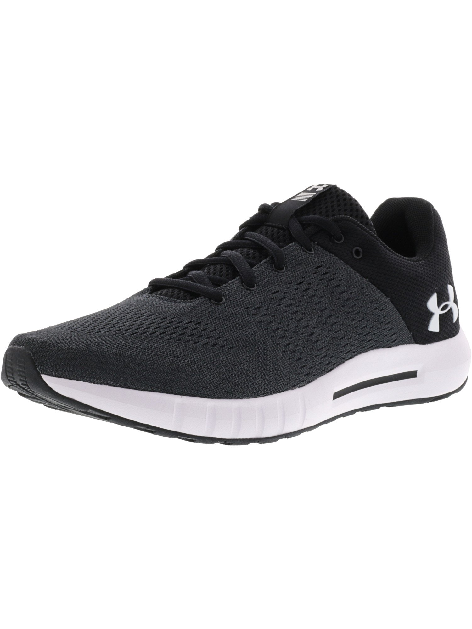 Under Armour Men/'s Micro G Pursuit Running Shoes Anthracite//Black//White US Sizes