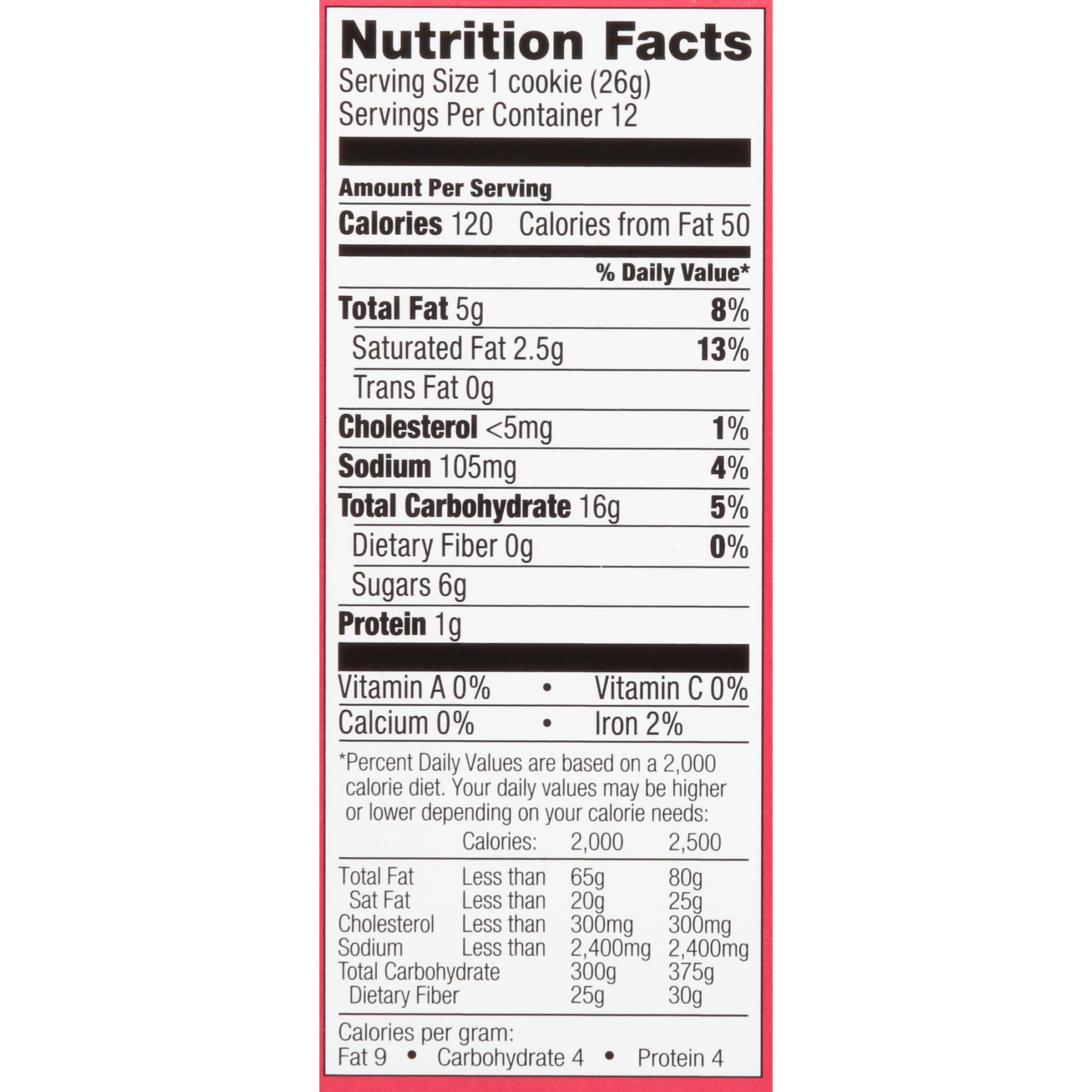 Glazed Donut Nutrition Facts Nutrition Ftempo