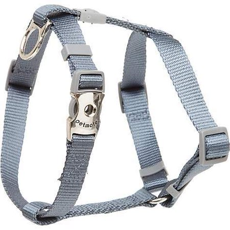 Deluxe Paintball Harness (Petmate Pewter Deluxe Signature Adjustable Harness 20