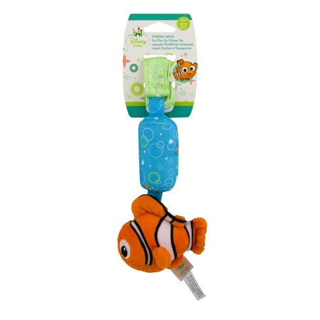 Disney Baby Finding Nemo On-The-Go Chime Toy 0+, 1.0 CT - Nemo Baby Stuff