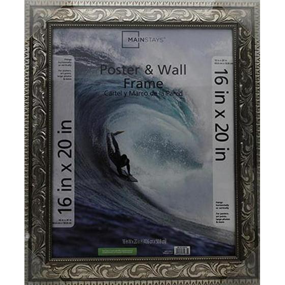Asombroso Marco Del Cartel 24x36 Walmart Galería - Ideas de Arte ...