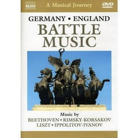 Musical Journey: Germany & England - Battle Music