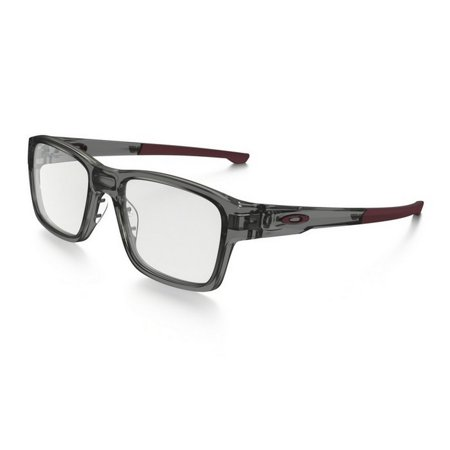 5e7c81139db4f Oakley OX8077-0352 Splinter Men s Grey Frame Clear Lens 52mm Eyeglasses NIB  - Walmart.com