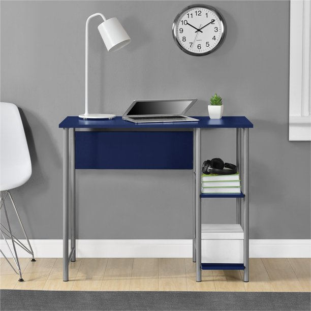 Mainstays Basic Student Desk Multiple Colors Walmart Com Walmart Com