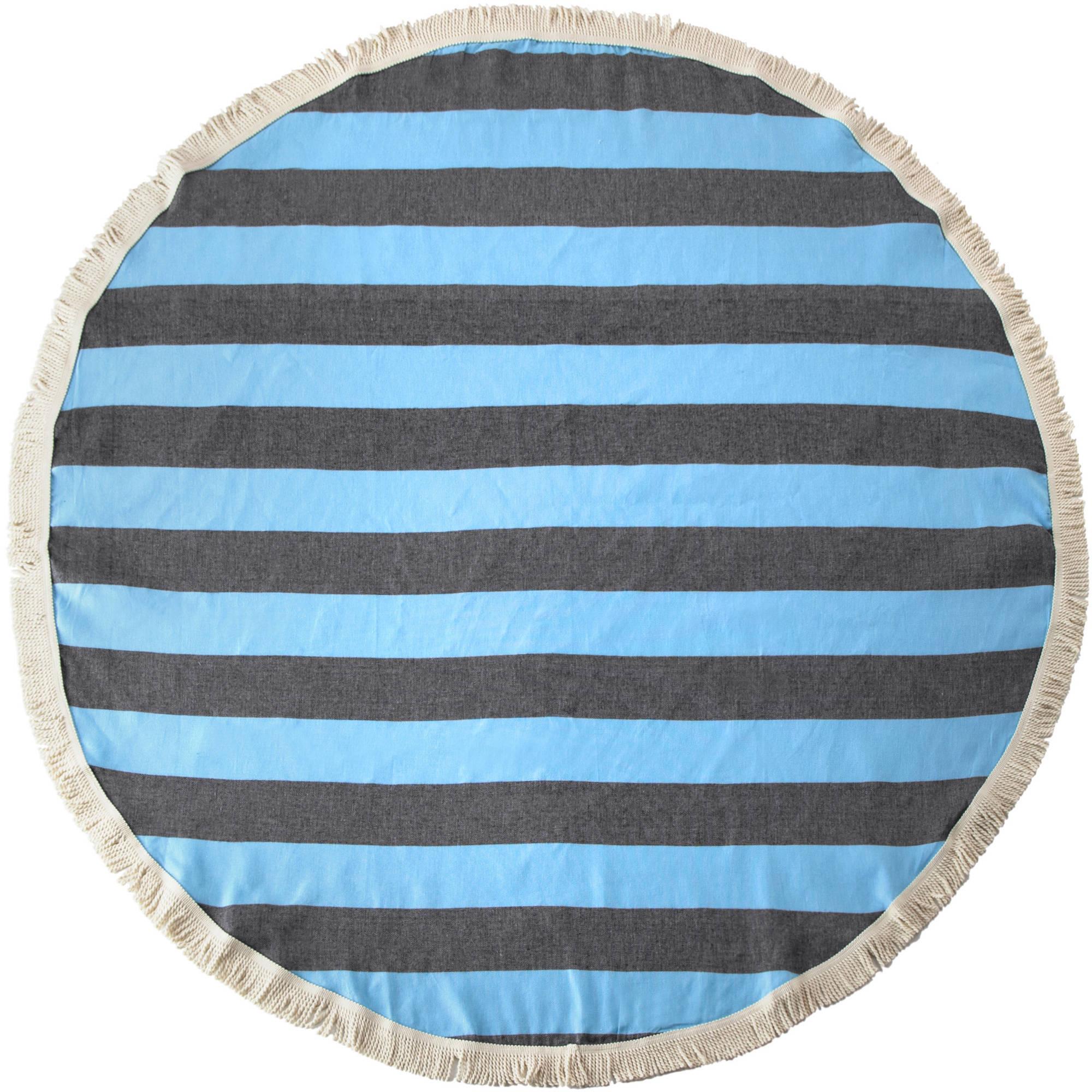 Enchante Home Marmaris Round Beach Towel
