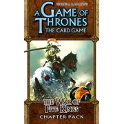 The War of Five King Game of Thrones LCG Fantasy Flight Games