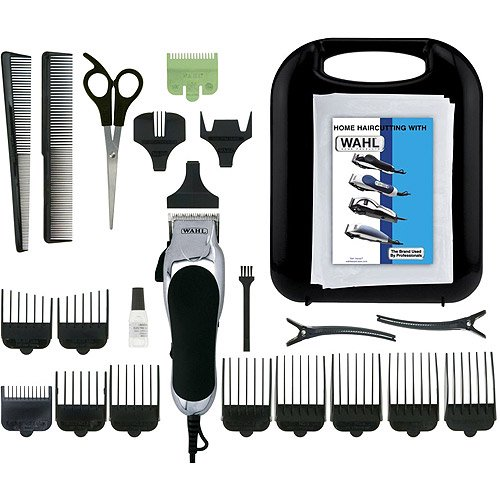 Wahl Wahl Chrome Pro Complete Haircutting Kit 1 Ea Walmart