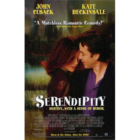 Serendipity  2001  11X17 Movie Poster