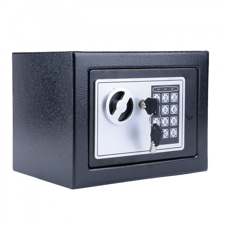 Homdox Digital Electronic Fire Safe Security Lock Box Wall Jewelry Cash