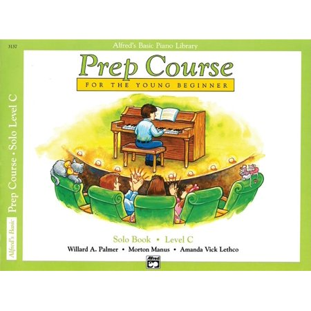 Prep Course Sacred Solo Book (Alfred's Basic Piano Library: Prep Course Solo Book, Bk C: For the Young Beginner (Paperback) )