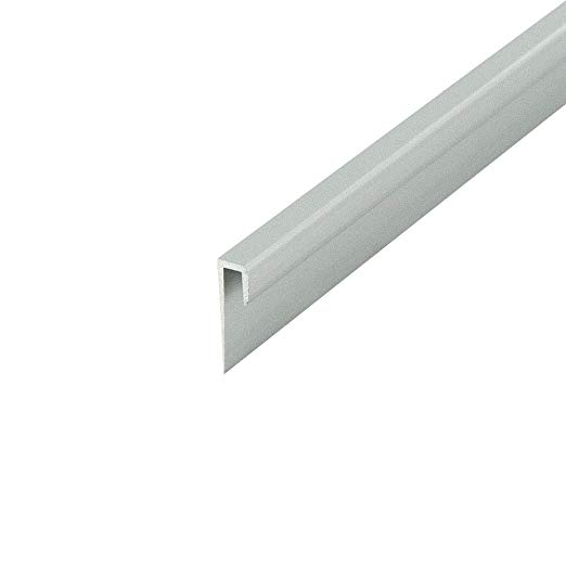 Large Projects Outwater Industries 250 Foot White 13//16 Tee Moulding T Molding Commercial