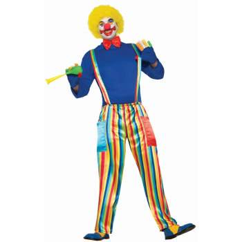 CO - CARNIVAL CLOWN - STD - Simple Carnival Costumes