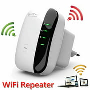 300Mbps Wi-Fi Range Extender Wireless Repeater Internet Signal Booster Amplifier