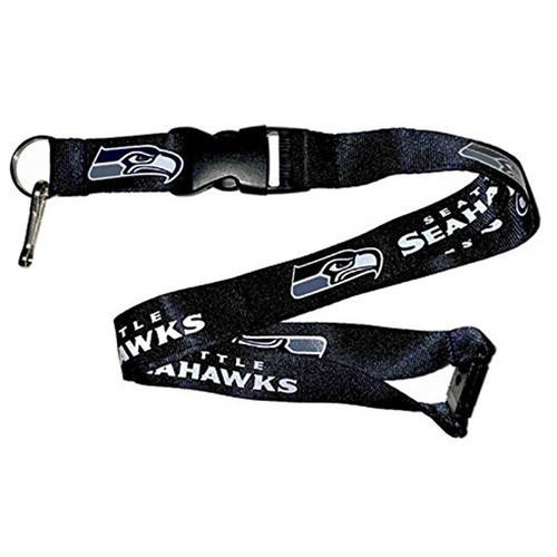 NFL Seattle Seahawks Original Team Lanyard Keychain