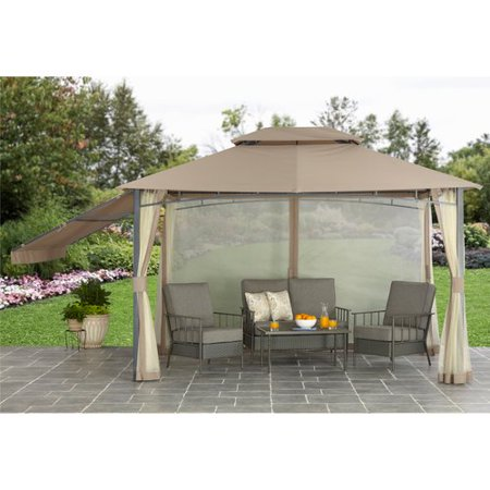 1sale better homes and gardens cabin style gazebo 10 39 x 12 39 gazebos pergolas 2016w1 Better homes and gardens website