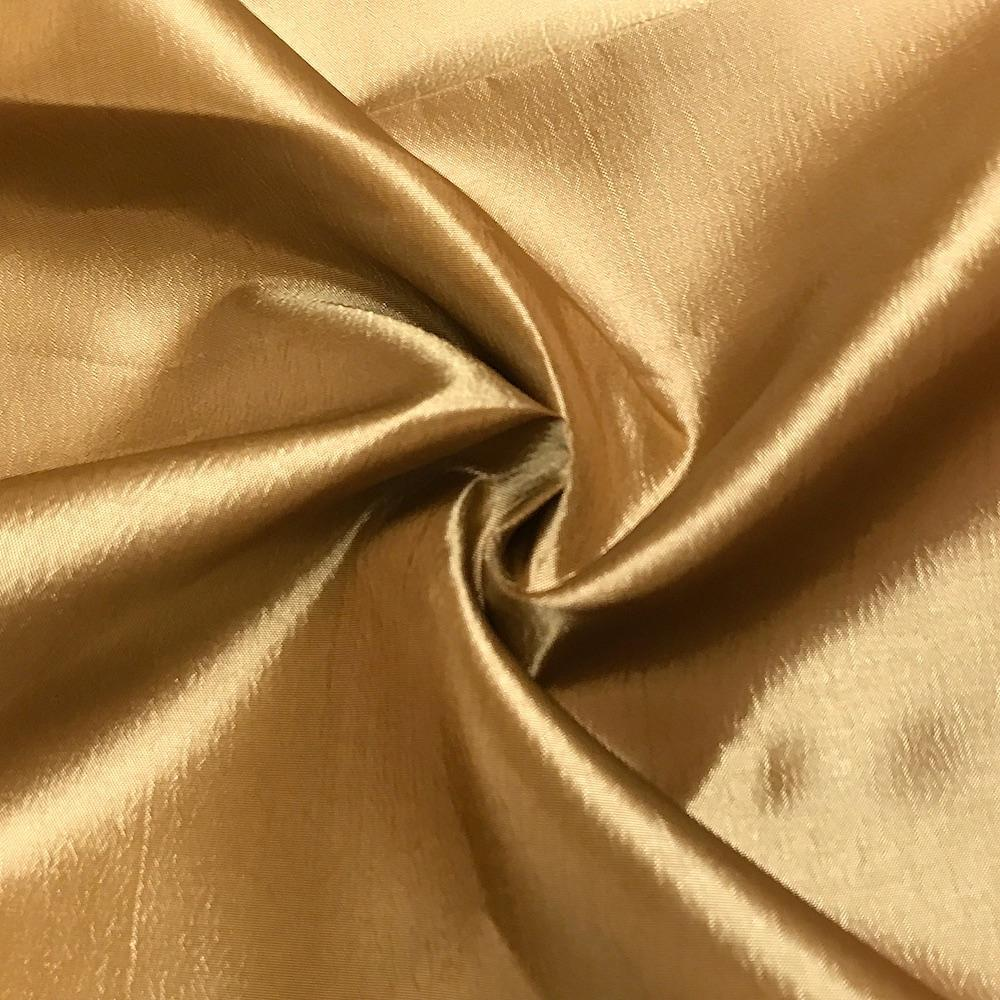 "Extra Wide Nylon Taffeta Fabric 110"" Wide For Table Covers, Gowns, Garments, Curtains, Drapery and Dresses (White)"
