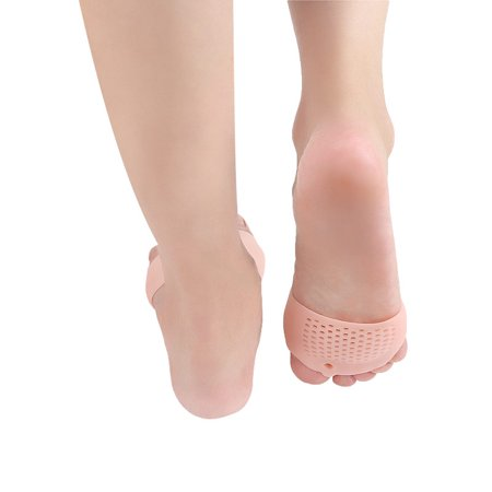 Fine Quality SEBS Material Honeycomb -slip Foot Protection Toe Valgus Correction Kit Toes Separator Pain Pads - image 7 of 7