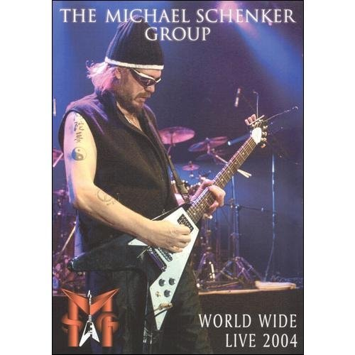 The Michael Schenker Group: World Wide Live 2004 (DVD   CD)