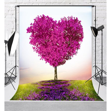 hellodecor polyster valentine backdrops for photography natural