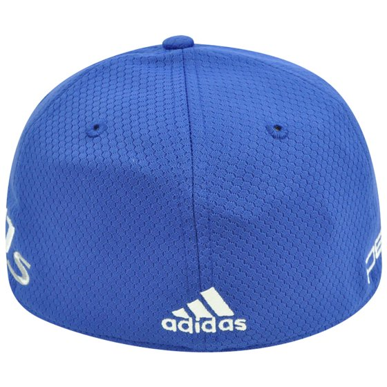 7d02cf05fe0ab Taylor Made - Adidas Ashworth Golf Hat Cap Penta Taylor Made R11 Blue  Stretch Flex Fit L XL - Walmart.com
