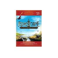 Jagex RuneScape $25 Card