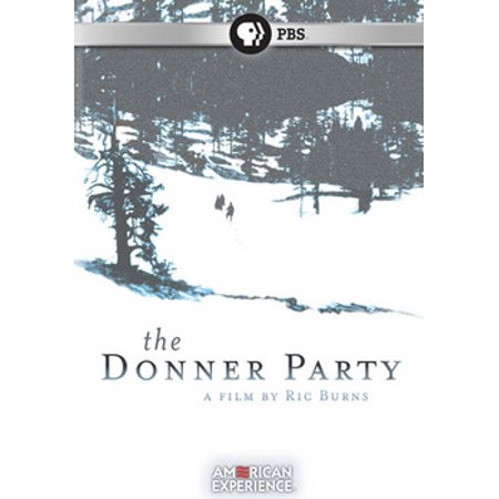 American Experience: The Donner Party (DVD)