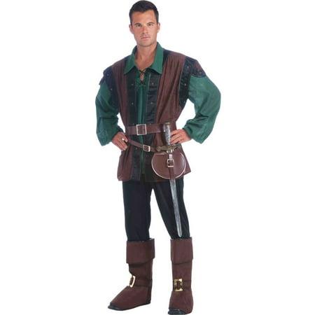 Morris Costumes Accessories & Makeup Belts Medieval Belt Sword Adult, Style FM68306 (Medieval Belt)