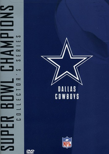 NFL Super Bowl Champions: Dallas Cowboys (DVD) by NFL PRODUCTIONS