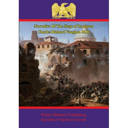 Narrative Of The Siege of Zaragoza - eBook](Zaragoza Halloween)