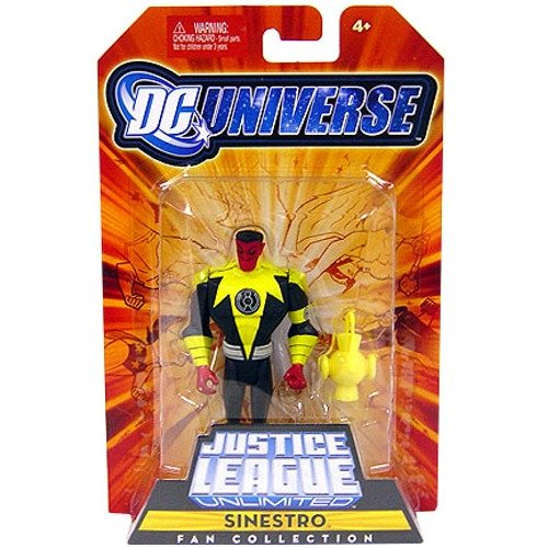 DC Universe Justice League Unlimited Action Figure 3Pack Angle Man, Firestorm Killer Frost... by