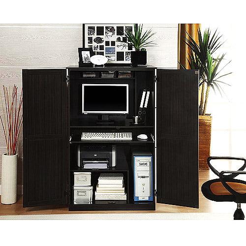 innovex computer armoire desk walmart com