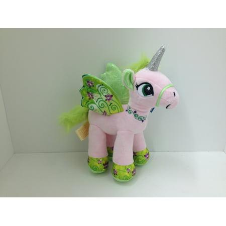 Gabitoy Pink Unicorn with Wings Plush Animal - 8