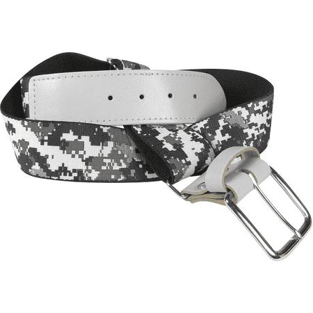 Twin City Youth Digital Camo Elastic Belt