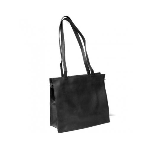 Royce Leather Vaquetta All Purpose Tote Bag RYCVLSTOTEBLK